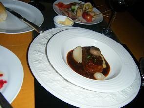 横浜ベイホテル東急 カフェトスカでナイトキッチンスタジアムのお料理3